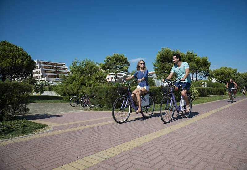 Savoy Beach Hotel Bibione Bike